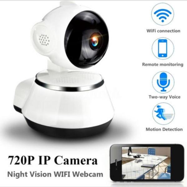 Baby Monitor Cámara IP Radio Video Niñera Electrónica Baba Wireless Wifi Home Security Camera Videcam Webcam 720PHD NightVision
