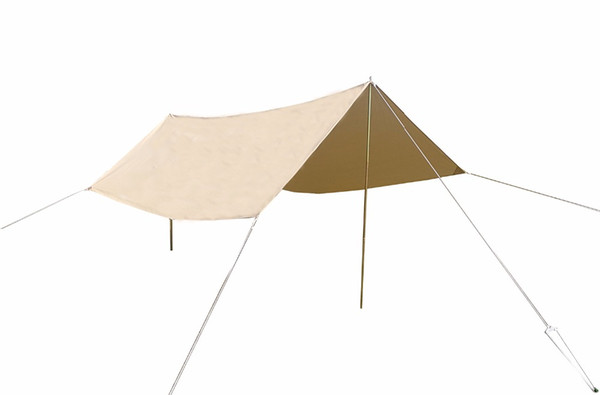 DANCHEL Cotton fabric sun shade awning with pole and ropes for bell tent  sc 1 st  DHgate.com & Tents Poles Coupons Promo Codes u0026 Deals 2019 | Get Cheap Tents ...