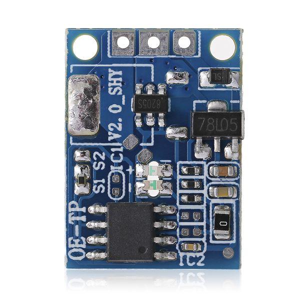 Interruptor táctil capacitivo Módulo LED Atenuación 10A Unidad 12V LED barra de luces ajuste de brillo control táctil