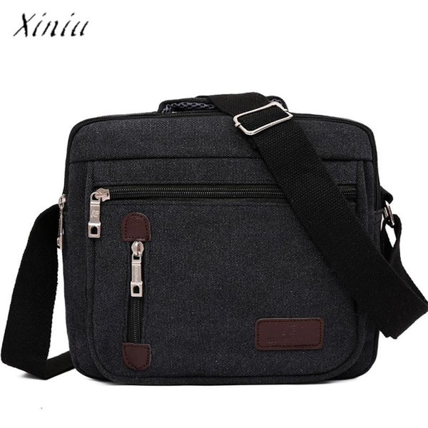 Hombres de la vendimia bolsas de mensajero de negocios de moda de los hombres bolso crossbody famosa marca hombre bolsa de viaje bolsas de hombro masculino