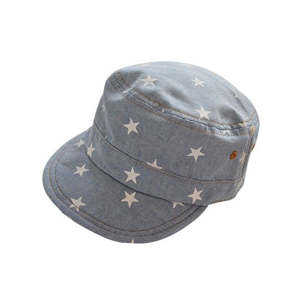 Bebek Pamuk Yaz Güneş Şapka Bebek Erkek Kız Yumuşak Beyzbol Şapkası S Düz Üst Kepi