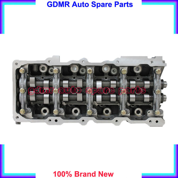 top popular Complete ZD30 cylinder head assembly AMC 908 506 for nissan Patrol GR Terrano II Urban fit opel fit renault 2953cc 3.0DTI 2019