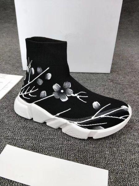 modacı Çorap Hız Ayakkabı Bayan çizmeler Spor ayakkabı tasarımcısı ayakkabı Eğitici ler Çorap yarışı Koşucular siyah Ayakkabı adam kadın bll18032504 Ayakkabı