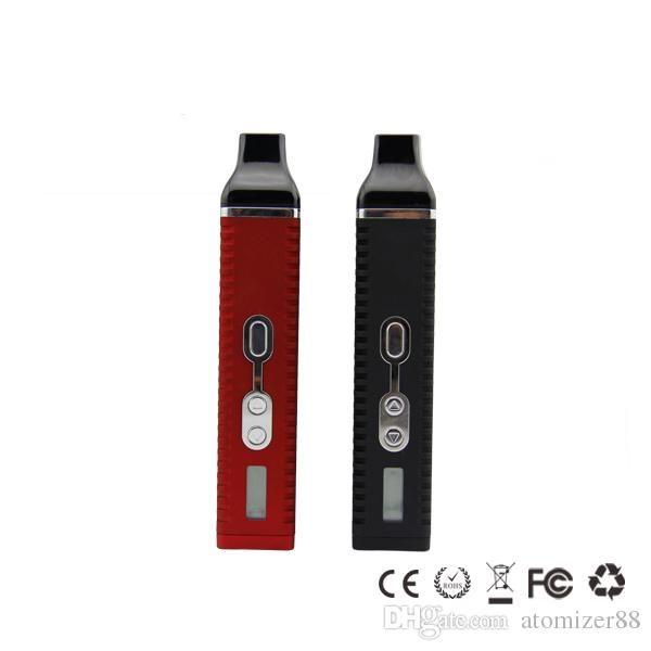 Genuine Hebe titan g pro vape pen dry herb vaporizer starter kits titan II E cigarettes vape mod 2200mah battery DHL free shipping