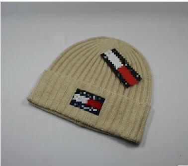 Fashion Designer Skull polos Beanies Hats For Adults Men Women Winter Beanie Pom Knit Blank Hip Hop Slouchy Cap