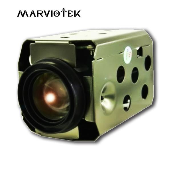 5MP ip camera ptz 18X Zoom cctv ip cameras module Sony IMX178 Starlight video surveillance network block camera module for uav