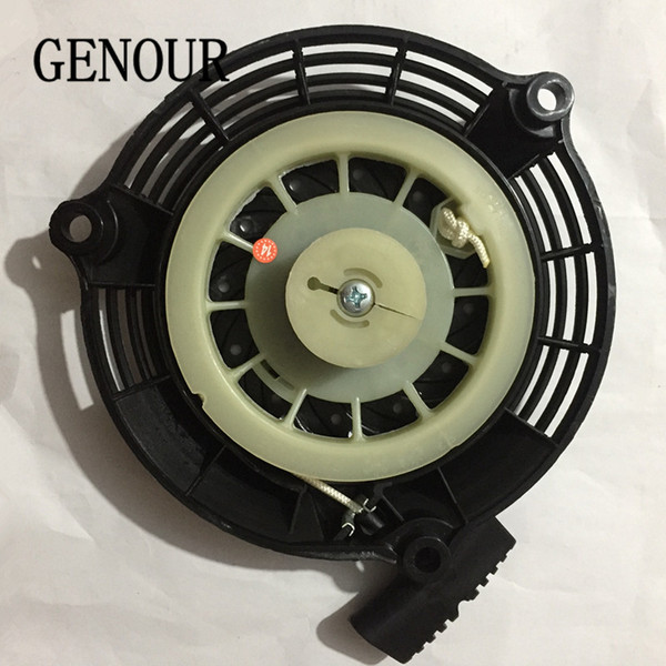 T3T5 Recoil Starter fits for LAWN MOVER ENGINE PARTS, 3 HOLE HIGH QUALITY PLASTIC COVER RECOIL STARTER ASSEMBLY