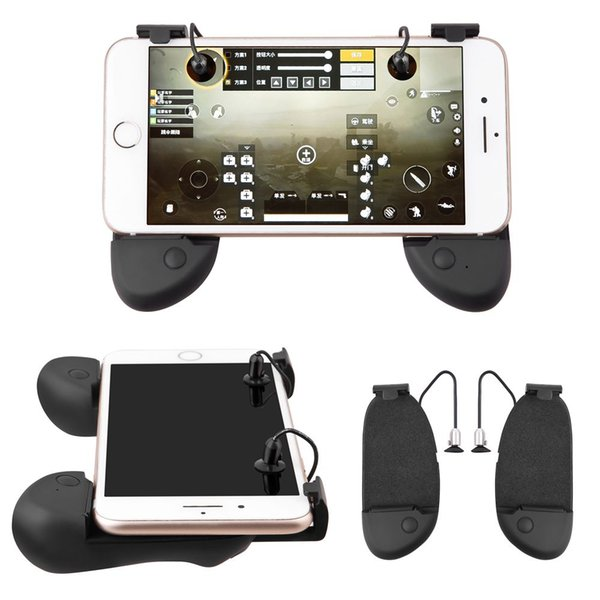 New Coming Shooting Trigger Fire Button Mobile Phone Game Controller for S9 PUBG High Quality