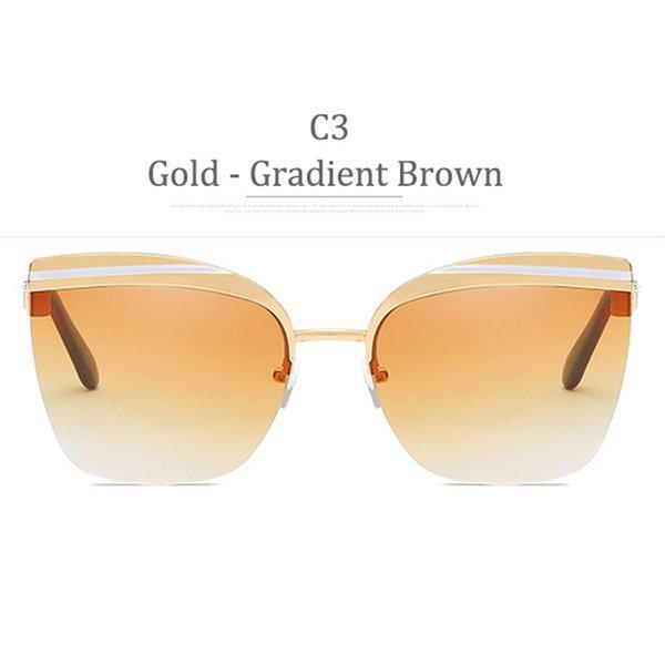 C3 Oro Gradiente Brown