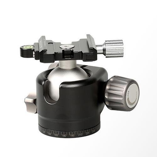 FITTEST X4 Professionelle Portable Panorama Low Profile Kugelkopf Kugelköpfe Für DSLR Kamera Camcorder Licht Halterung Kamera Kopf