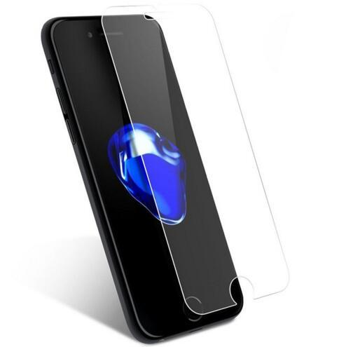 For IPhone XS Max 6.5inch XR Tempered Glass IPhone X 8 Screen Protector for IPhone 7 7 Plus Film 0.33mm 2.5D 9H Anti-shatter Paper Package