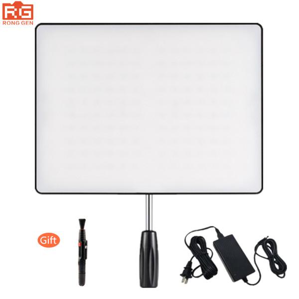YONGNUO YN600 Luft Ultra Thin LED Kamera Video Licht 3200 Karat-5500 Karat + Netzteil für Pentax DSLR Camcorde