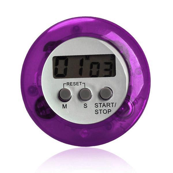 LCD Digital Kitchen Temporizador de Contagem Regressiva Suporte de Cozinha Contagem UP Despertador Cozinha Gadgets Cozinhar Ferramentas