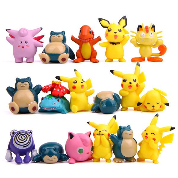 Baby Toy Pet Shop Action Figures Animali Cucciolo Bambini Ragazzo e ragazza Videogioco in PVC Giocattolo del fumetto Compleanno Festivel Regalo per bambini