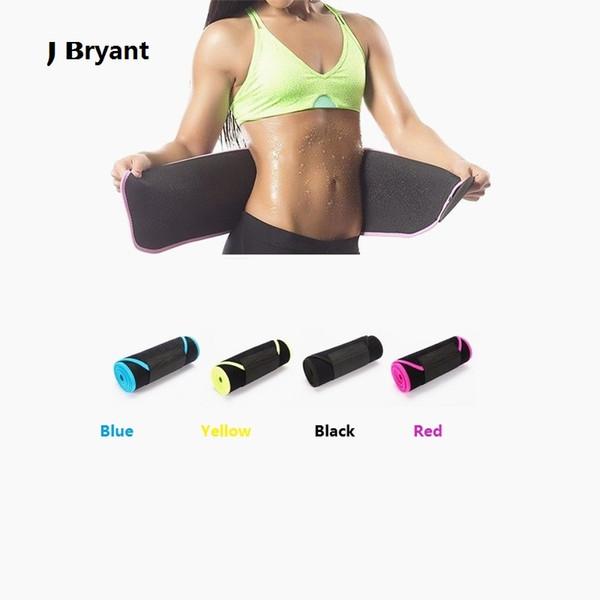 Cinturón de cintura Fitness Body Building Ejercicio Sweat Belt Slim Fit Pérdida de peso