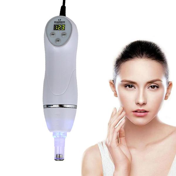 Sispop Vacuum Blackhead Remover Facial Vacuum Pore Cleaner Face Spot Acne Comedo Suction Whitehead Extractor Tool
