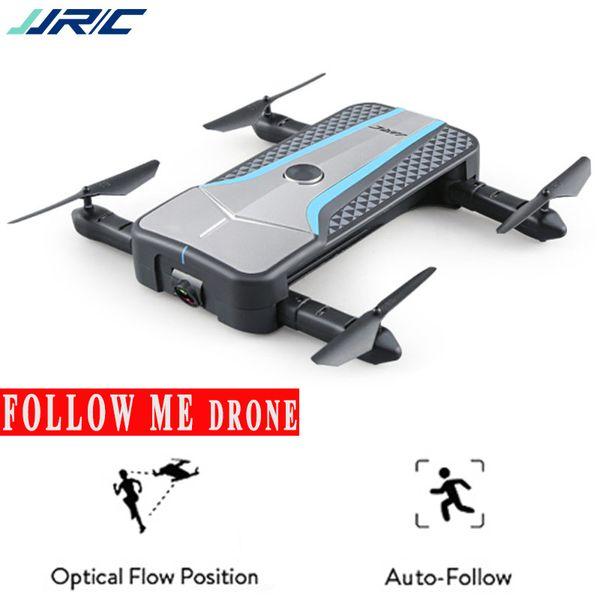 JJR/C JJRC H62 SPLENDOR Follow Me mini Foldable Selfie Drone With 720P FPV Camera Optical Flow Positioning RC Quadcopter
