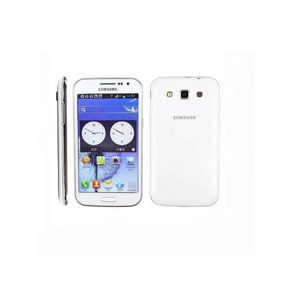 Refurbished Samsung Galaxy Win DUOS I8552 GSM Quad Core 4,7 '' Android 4.0 RAM 1 GB ROM 4 GB Kamera 5MP Dual SIM Smartphone