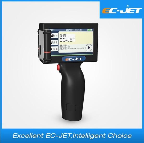 En İyi Fiyat Ec-Jet Kendini Geliştirilmiş Sistem Kolay Kullanım Mini El Yüksekliği Çözünürlüklü Kanton Baskı için Hızlı Kodlama Yazıcısı (ECH200)