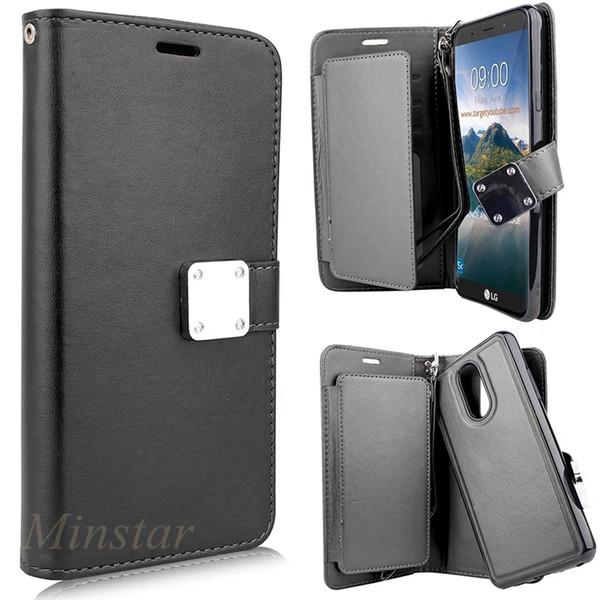 Photo Frame Case Portefeuilles en cuir de téléphone pour iPhone 11 Pro Max 8 7 6s plus XR XS Max Flip Style Mobile protection Portefeuilles Case