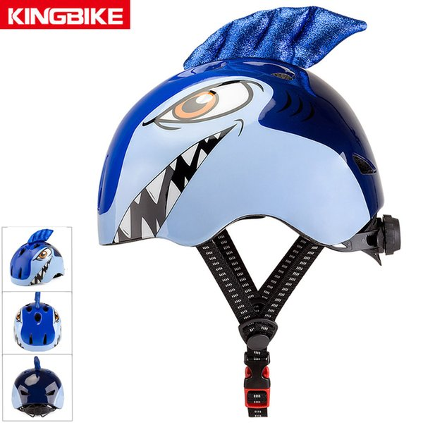 Kids Cycling Helmet PVC+EPS 5 Colors Ultralight Breathable Child Bicycle Helmet For Climbing/MTB/BMX/Bike Protective