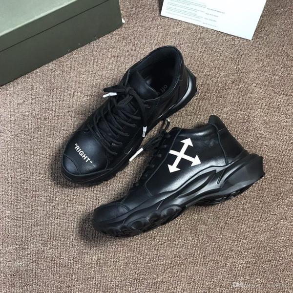 Men's Dress Shoes Genuine Leather Good quality Design Gentle Man Oxfords Men's Shoes Lace-Up Color Black size 38-44#N114