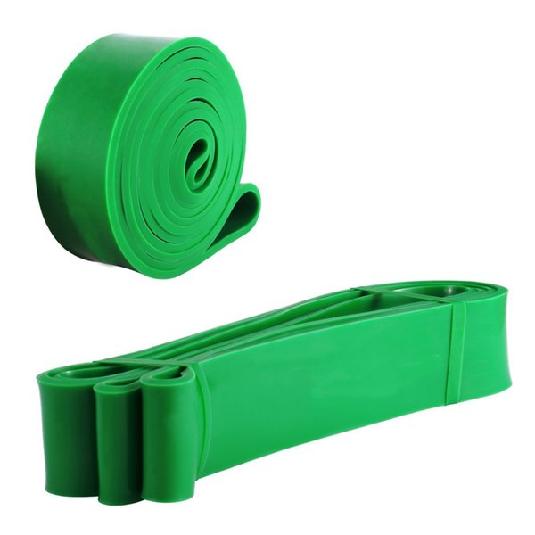 Fitness Equipment Loop Pull Up Fitness Resistance Bands Rubber Expander Band 50 to 125 Pounds For Training Body