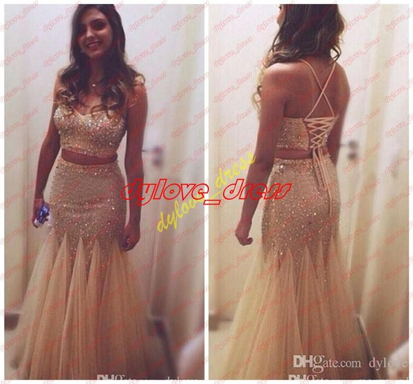 mermaid prom dress 2018 sexy cheap gold evening dresses sequined dresses long evening gowns