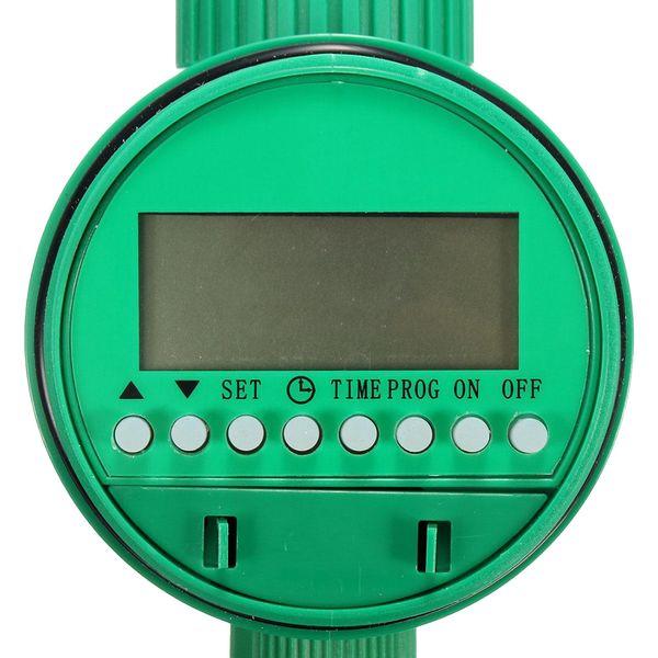 Acheter ÉCRAN LCD ÉLECTRONIQUE TEMPORISATEUR D\'EAU AUTOMATIQUE TUYAU DE  JARDIN SYSTÈME D\'IRRIGATION INSTALLATION De $30.99 Du Hibooth | DHgate.Com