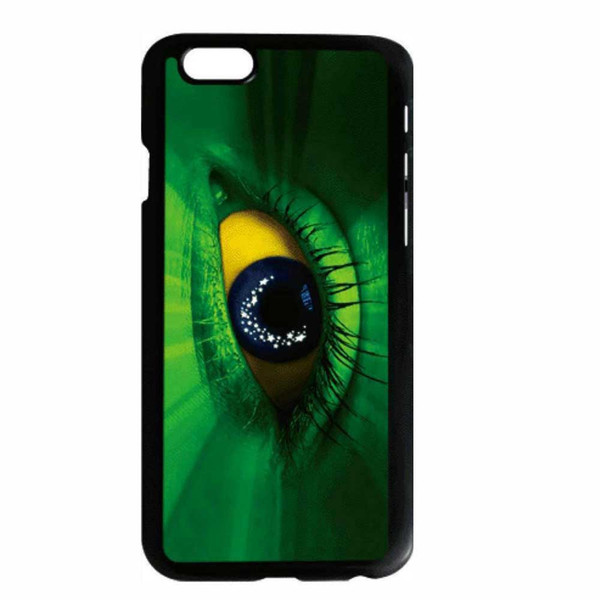 Flash Beautiful Eye Phone Case For Iphone 5c 5s 6s 6plus 6splus 7 7plus Samsung Galaxy S5 S6 S6ep S7 S7ep