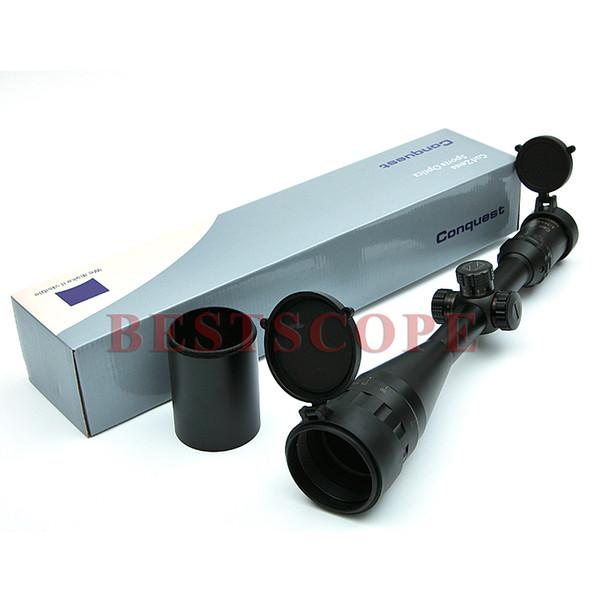 Carl ZEISS 4-16X50 Optics Riflescope Red And Green Reticle Fiber Optic Sight Hunting Scope Airgun Air Rifle