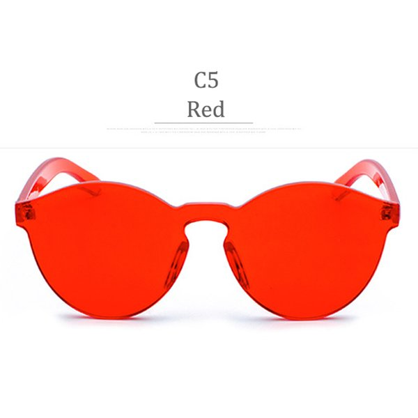 C5 lenti rosse