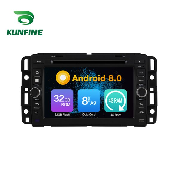 Octa Core 4GB RAM Android 8.0 Coche DVD Navegación GPS Reproductor multimedia Estéreo del coche para Hummer H2 2008-2011 Radio Headuint Wif