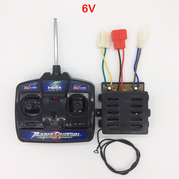 RC and 6V Receiver