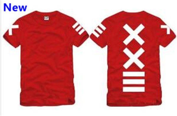 Fashion clothing hba Baseball xxlll t shirt hombre men Skateboard hip-hop Pyrex hip hop O-Neck tshirt men women W3