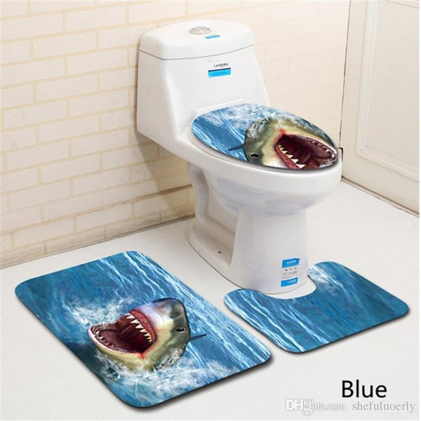 Astonishing 2019 Bathroom Toilet Seat Cover Anti Slip Carpet Rug Lid Toilet Seat Bath Mat Toilet Cover For Home Decoration Eco Friendly From Shefuluoerjiaju Bralicious Painted Fabric Chair Ideas Braliciousco