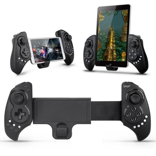 iPEGA PG-9023 Joystick Para O Telefone PG 9023 Sem Fio Bluetooth Gamepad Controlador de Jogo Telescópico Android / Android IOS Tablet PC 10 pc / lote