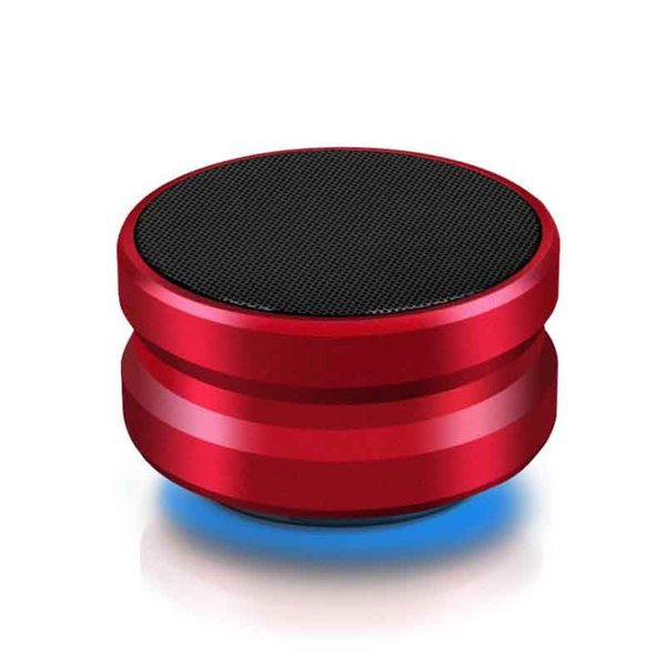 A8 Metal Bluetooth Speaker Small Steel Gun Wireless Mini Speaker Insert Card Audio Mobile Phone Computer Call Speaker MOQ:10pcs Free Ship