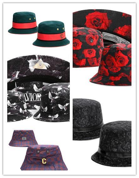 Бесплатная доставка Алмаз ведро шляпы бобы gorras кости высокое качество хип-хоп цветочный бренд рыболовные шапки для мужчин женщин cayler сыновья ведро cap