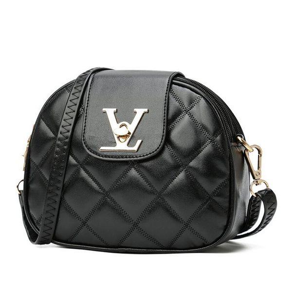 Fashion Woman Geometry Small V Style Luxury Handbags Crossbody For Women Famous Brands Messenger Bags Designer