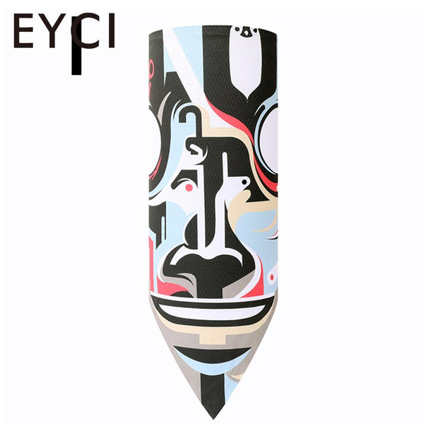 Durable máscara de montar a caballo de la máscara de 5 colores Máscara de  montar a 3fae905c66aff
