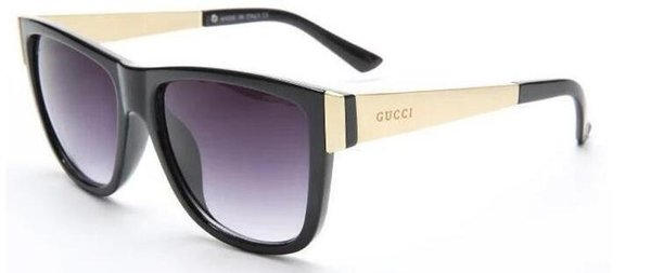 Grandes gafas de sol brillantes para las mujeres 2018 Nueva Plaza de gran tamaño Rojo Verde Marca Gafas de sol Diseñador Moda Mujer Tonos Oculos 3880