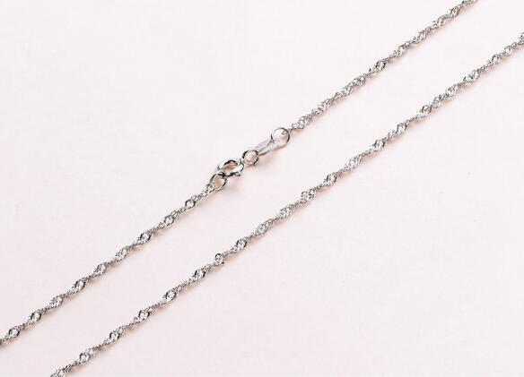 Water ripple chain