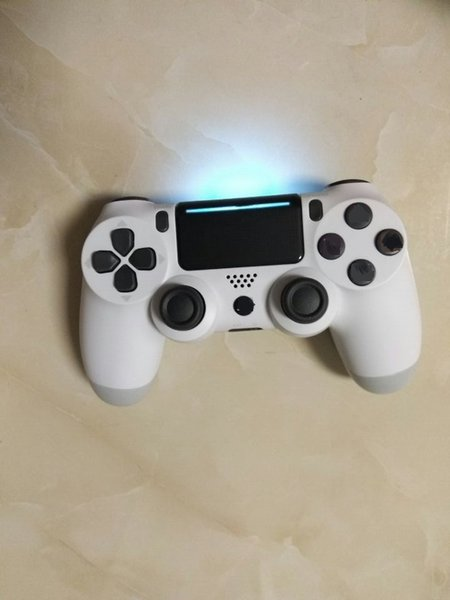 Bluetooth Wireless PS4 Controller for PS4 Vibration Joystick Gamepad PS4 Game Controller for Sony Play Station Without Packaging 444444