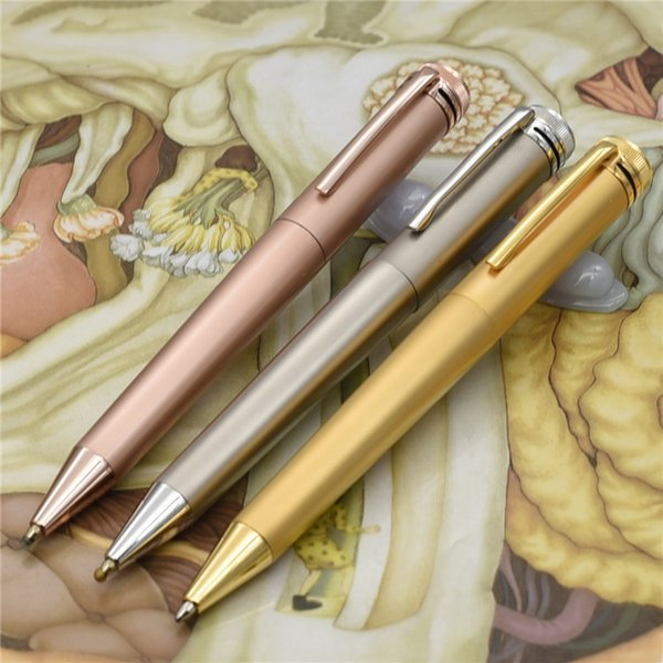 Great Inherit 1912 Collection Pens Metal Ballpoint pen Stationery office school supplies with MT Brands write Ball pen