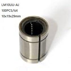 Linearlager 10mm LM10UUAJ einstellbar