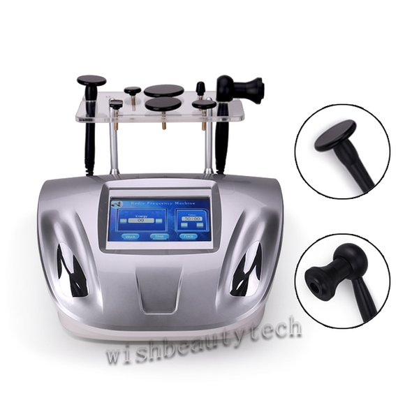 Touch Screen Best RF Skin Tightening Face Lifting Machine Monopolar Radio Frequency Beauty Equipment For Salon Use