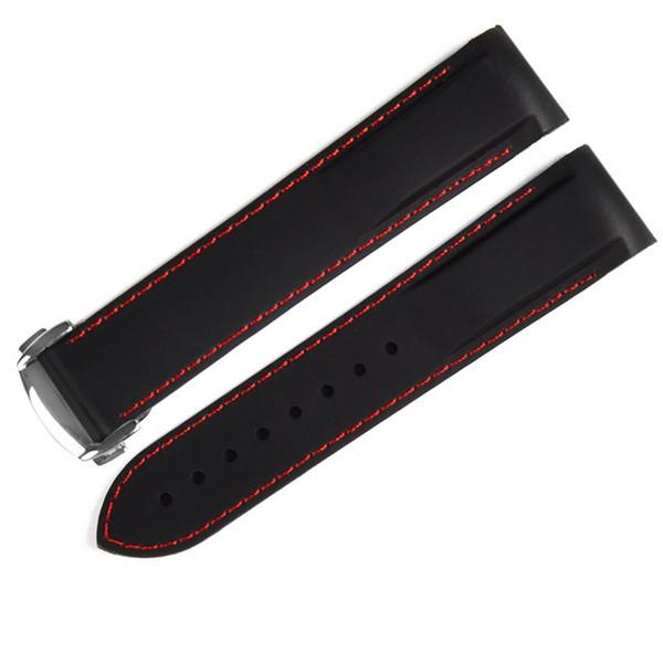 rouge noir 22mm