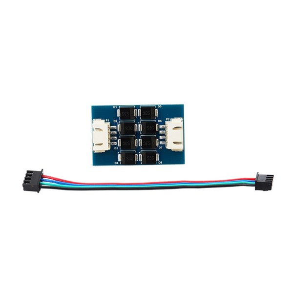 4pcs/Set TL-Smoother V1.2 Filter Addon Module With Cable For 3D Pinter Motor Drivers
