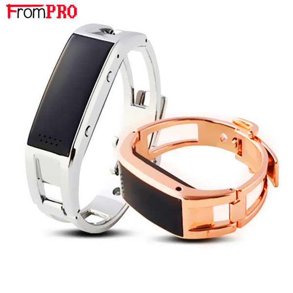 D8 Smart Band Watch Bangle Bracelet Sync Phone Call Pedometer Anti-lost WristWatch for   7